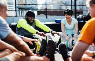 Ćwiczenia rozciągające – od jakiego treningu warto zacząć?